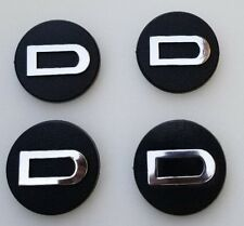 Datsun 240Z D Series I. Wheel Covers caps (Set of 4) in Very Nice Condition!