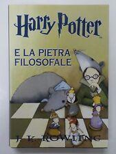 harry potter e la pietra filosofale prima edizione