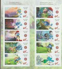 """Belgique, België, Carnet de timbres  """" Peyo """" neufs MNH, bien"""