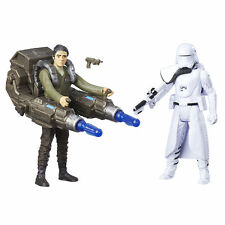 Star Wars Moroff VS SCARIF Stormtrooper Squad Leader Rogue One B7261 Hasbro