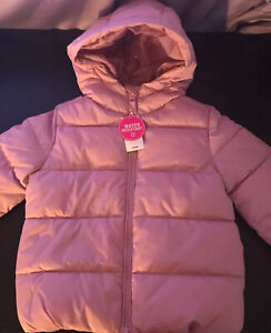 The Childrens Place Toddler Girl Size 3T Winter Puffer Jacket