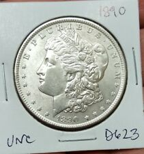 1890 Morgan Silver Dollar $$  High Grade UNC  estate sale, Free Shipping
