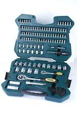 Steckschlüsselsatz Werkzeugkoffer Werkzeugkasten 115-tlg. Mannesmann M98415 NEU