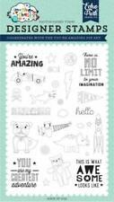 Echo Park ~ YOU'RE AMAZING ~ Imagine That Boy Designer Stamps