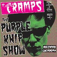 RADIO CRAMPS THE PURPLE KNIF SHOW MUNSTER RECORDS 2 LP VINYLE NEUF NEW VINYL