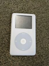 Apple ipod classic 4th generation, 20GB, white, clickwheel, A1059