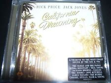 RICK PRICE AND JACK JONES (Southern Sons) California Dreaming (Australia) CD NEW