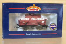 BACHMANN 37-678 UNITED MOLASSES TANK WAGON WITH LARGE FILLER MINT BOXED nl
