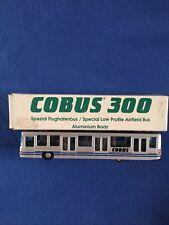 NZG Modelle 1/87 Cobus 300 Bus speciale per Aeroporto vintage da collezione