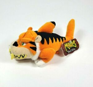 Meanies Special Edition Stuffed Plush Tiger Shark Captain Crunch Promotion 1998