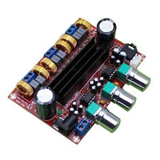 Amplifier Board TPA3116D2 50Wx2+100W 2.1 Channel Digital Subwoofer Power X1B4