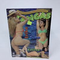 Tangas Magazine SPANISH Language Mexican Women Swimsuits