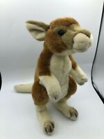 Official National Geographic Kangaroo Wallaby Plush Soft Stuffed Toy Animal 2018