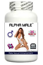 Penis Enhancement Enlargement Pill Sex Aid Mens Fertility Sperm Stamina Volume
