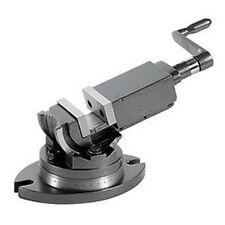 "Precision Milling Machine Vise 2 way 2"" / Tilting & Swiveling Machine Vice"