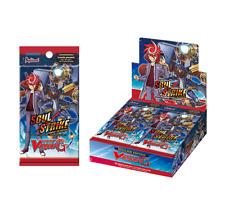 Cardfight Vanguard G Booster Set 4: Soul Strike Against The Supreme Booster Pack