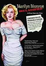 Marilyn Monroe - Declassified (dvd9)  DVD NEW