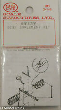 SS Ltd. HO #9139 Disk Implement Kit  (Cast Metal)