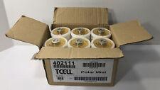 Rubbermaid Fg402111 Oil Air Freshener Refill Polar Mist Lot Of 6 New