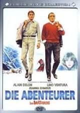 Die Abenteurer - Lino Ventura, Alain Delon - DVD - NEU