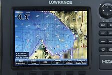 Lowrance HDS8 Gen2 Insight USA GPS/Sonar/Fishfinder only no accessories 561
