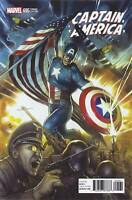 Captain America #695 (2017) Adi Granov 1:25 Variant Cover Marvel Comics