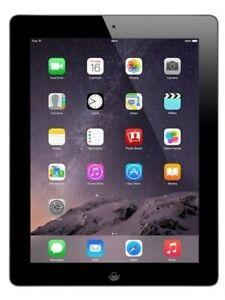 iPad 4 - WiFi + Cellular - 64GB - Black - Great condition!