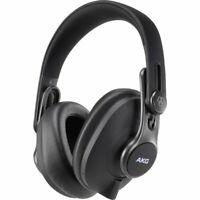 AKG K371-BT Professional Bluetooth Closed-Back Studio Headphones New