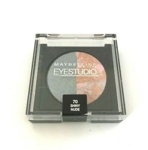 Maybelline Eyestudio Duo Eyeshadow Shiny Nude 70 Soft Bake Cosmos