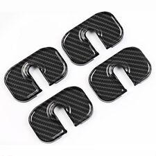 Set of Car Door Lock Cover Cap Sticker for Tesla Model S 2014-2020 Accessories