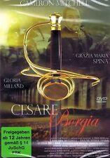DVD NEU/OVP - Cesare Borgia - Cameron Mitchell & Gloria Milland