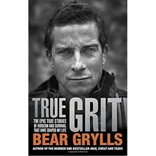 Bear Grylls - True Grit (Paperback) 9780552168786