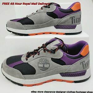 Timberland Field Trekker Low Hiker Trainer ReBOTL Grey Free 48Hr Del RRP £100