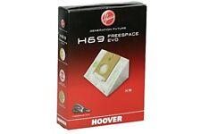 5pz Sacchetti In Microfibra Hoover Freespace H750 Tfv 1212 1615 1617-1815