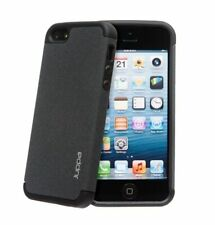 iPhone 5 / 5s / SE Apple Hard Case Cover BLACK + LIGHTNING CABLE