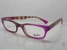 NEW Authentic Ray Ban RB 5150 5489 Antique Pink 48mm RX Eyeglasses