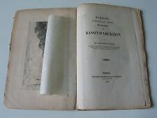 Tableau pittoresque et agricole des Landes du Bassin d'Arcachon, Bonneval, 1839