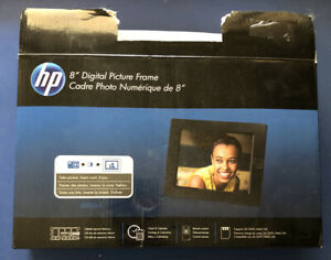 HP 8 inch Digital Frame df810v1 - NEW in open box!