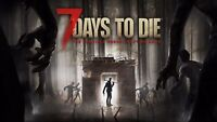 7 Days to Die PC STEAM [KEY ONLY] GLOBAL/Region Free, Fast Delivery!