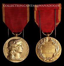 Médaille Société Générale de L'Est Argent 1er Titre recouvert