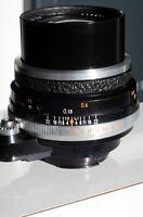Carl Zeiss Jena Flektogon 2.8/35 Export Vulcanite grip, 18cm MFD, Tested A7: top