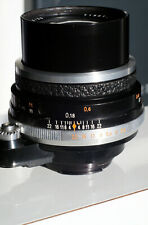 Carl Zeiss Jena Flektogon 2.8/35 Export Vulcanite grip, 18cm MFD, Tested A7: top