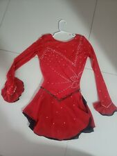 Iceskating dress for 8-10 years old girls