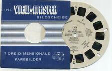 Bad Reichenhall Bavaria Germany 1956 ViewMaster Single Reel 1508