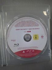 START THE PARTY!  SAVE THE WORLD    ( PS3 ) versione promo   usato