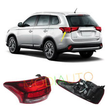 For Mitsubishi Outlander 2016~2018 LED Rear Left Side Outer Tail Lamp Taillight