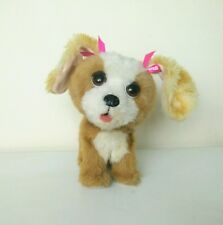 Rare Fur Real Friends Interactive Barking Bouncy Happy To See Me Dog Puppy Pet