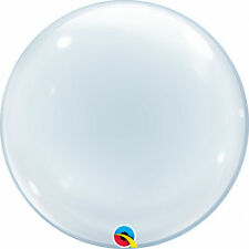 "24"" Qualatex Balloon Deco Bubble Clear for Party Decoration"