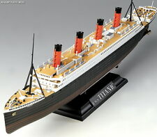 1/700 Scale ACADEMY RMS TITANIC #14214 Multi Colored Parts MODEL KIT 2014 New