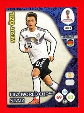 WC RUSSIA 2018 -Panini Adrenalyn-Card NORDIC EDITION 483 - OZIL - GERMANY
